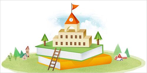 초등 3학년 사회 교과는 마을교과서로 공부해요